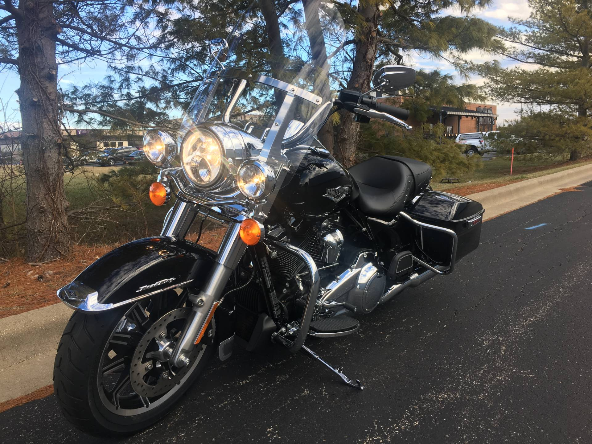 2019 Harley-Davidson Road King in Forsyth, Illinois