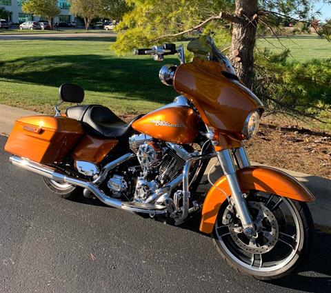 2014 Harley-Davidson Street Glide Special in Forsyth, Illinois
