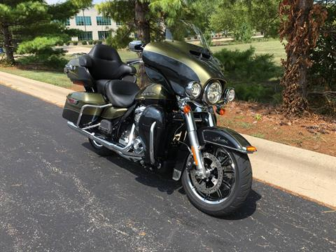 2018 Harley-Davidson Ultra Limited in Forsyth, Illinois