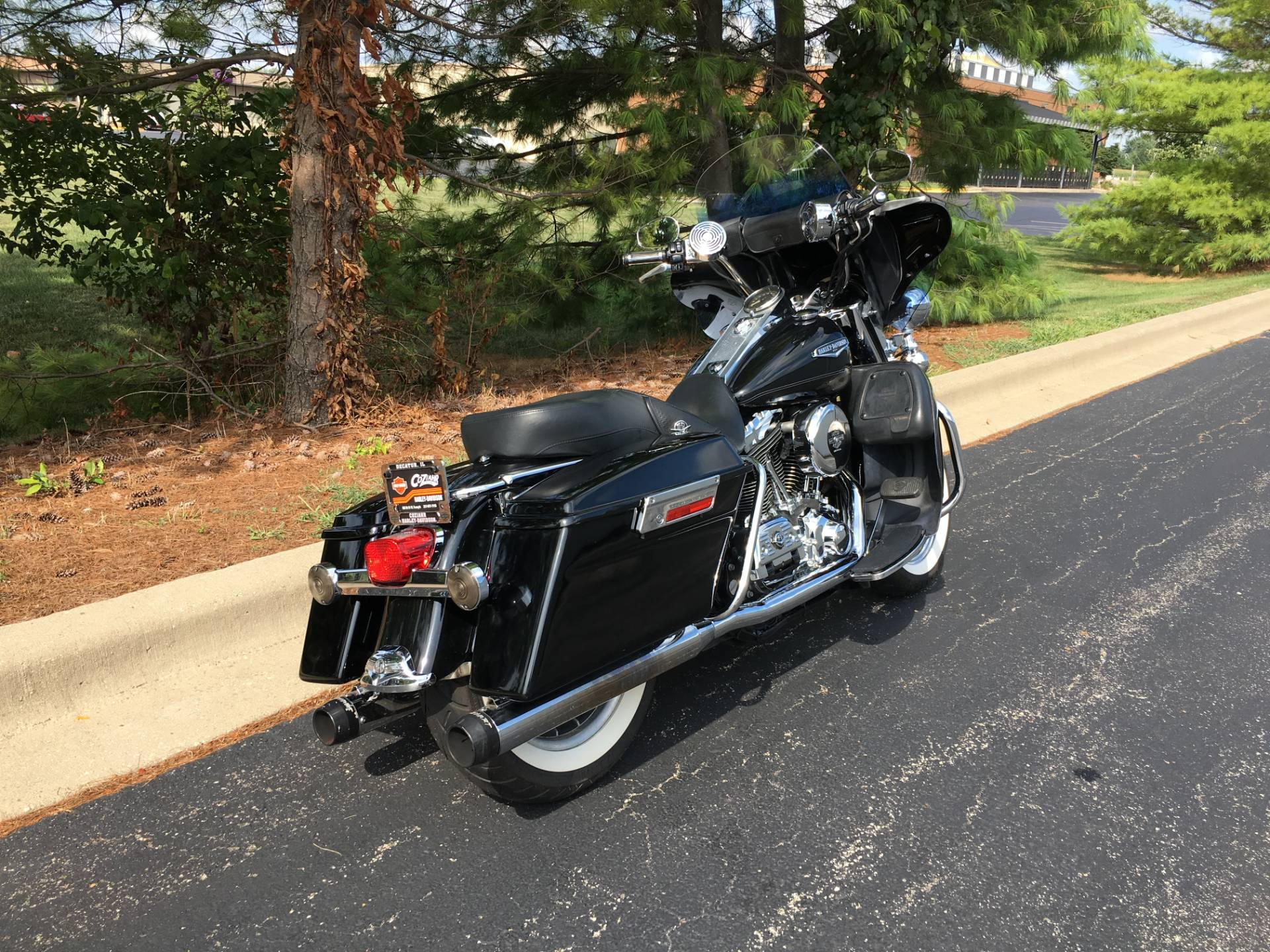 2007 Harley-Davidson Road King Classic in Forsyth, Illinois
