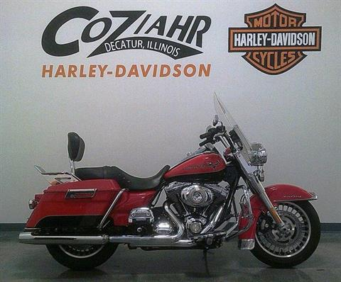 2010 Harley-Davidson Road King in Forsyth, Illinois