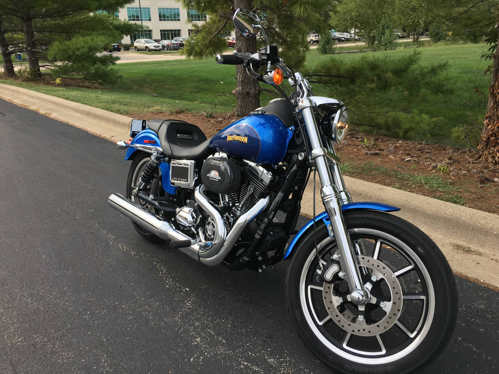 2017 Harley-Davidson Low Rider in Forsyth, Illinois