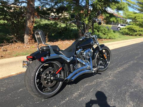 2013 Harley-Davidson Breakout in Forsyth, Illinois