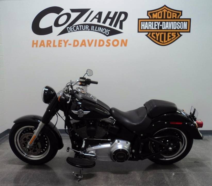 2015 Harley-Davidson Fat Boy in Forsyth, Illinois