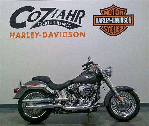 2016 Harley-Davidson Fat Boy in Forsyth, Illinois