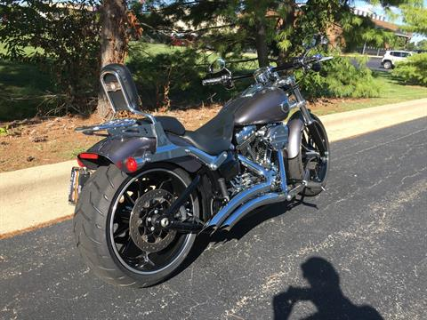2015 Harley-Davidson Breakout in Forsyth, Illinois - Photo 3