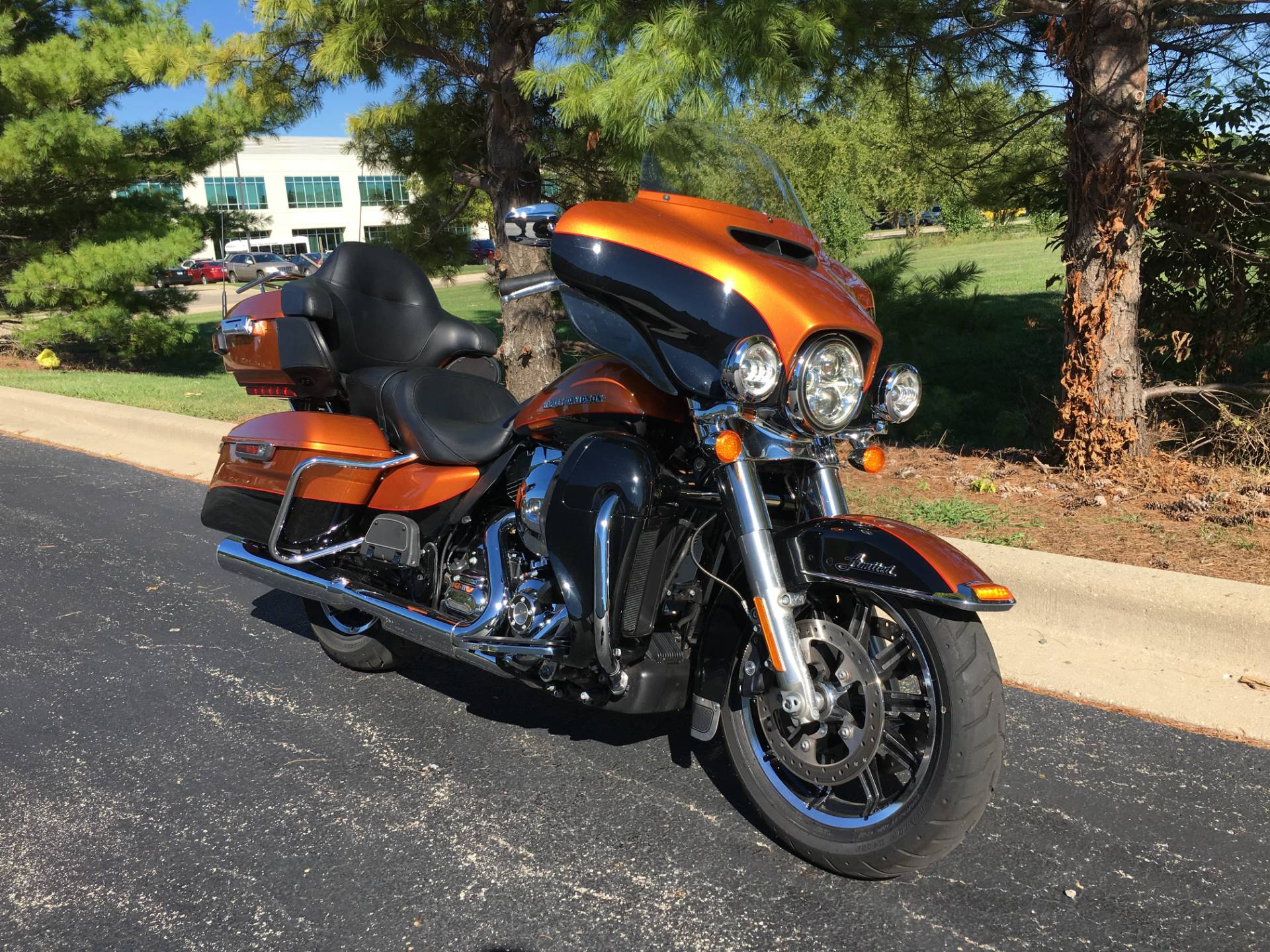 2016 Harley-Davidson Ultra Limited in Forsyth, Illinois
