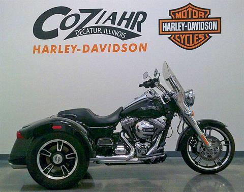2015 Harley-Davidson Freewheeler in Forsyth, Illinois