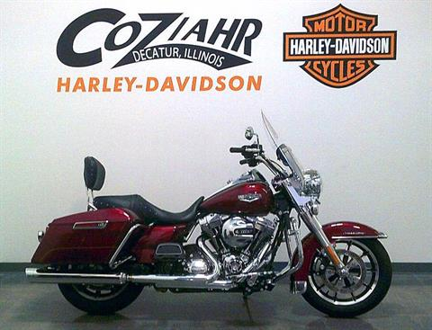 2016 Harley-Davidson Road King in Forsyth, Illinois