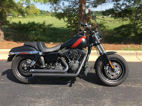 2015 Harley-Davidson Fat Bob in Forsyth, Illinois - Photo 1