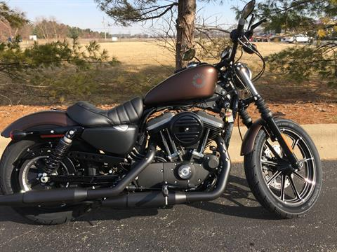 2019 Harley-Davidson Iron 883 in Forsyth, Illinois