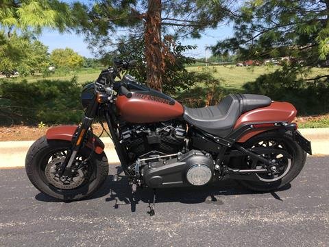 2018 Harley-Davidson Fat Bob 114 in Forsyth, Illinois