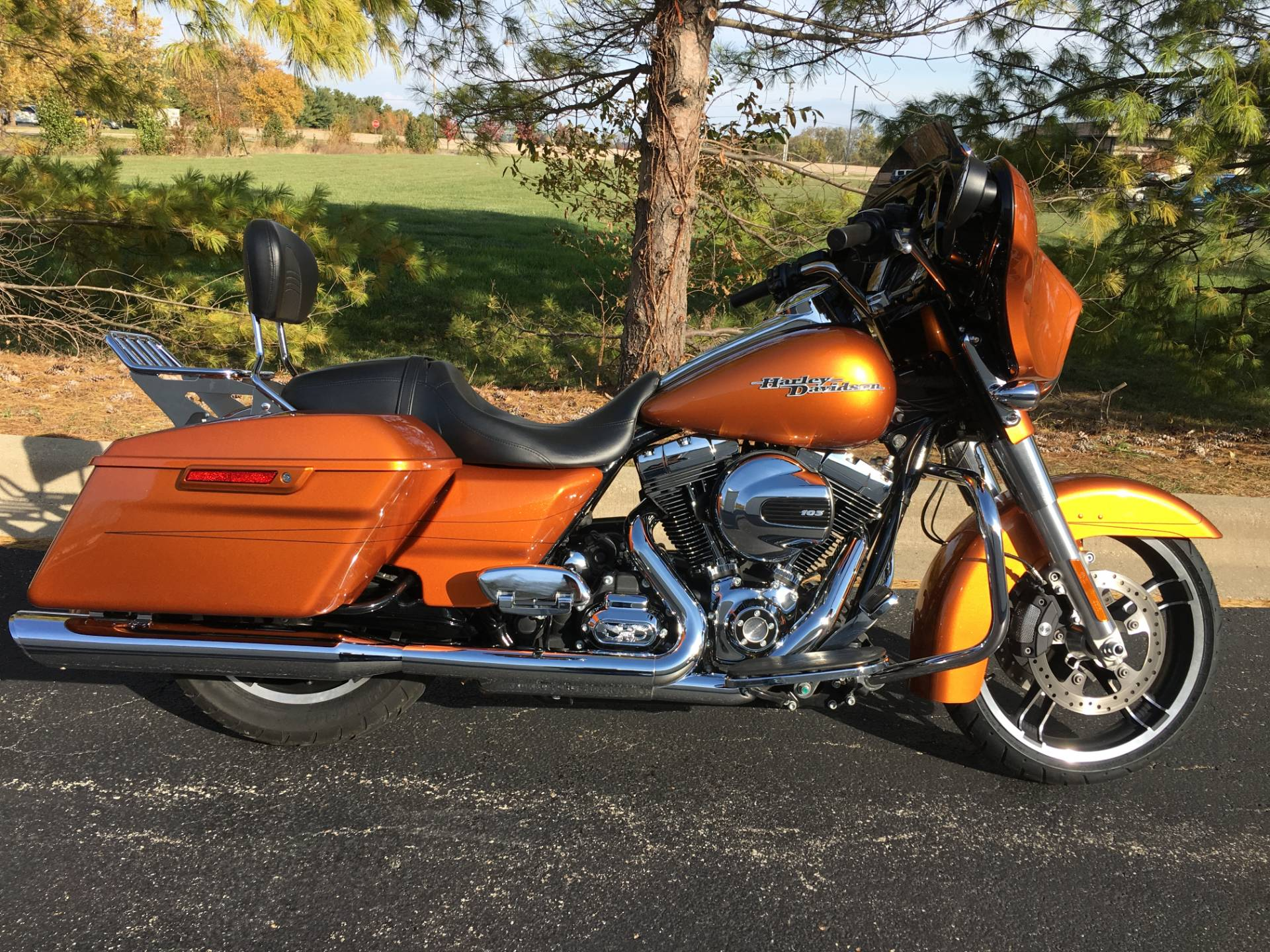 2015 Harley-Davidson Street Glide Special in Forsyth, Illinois