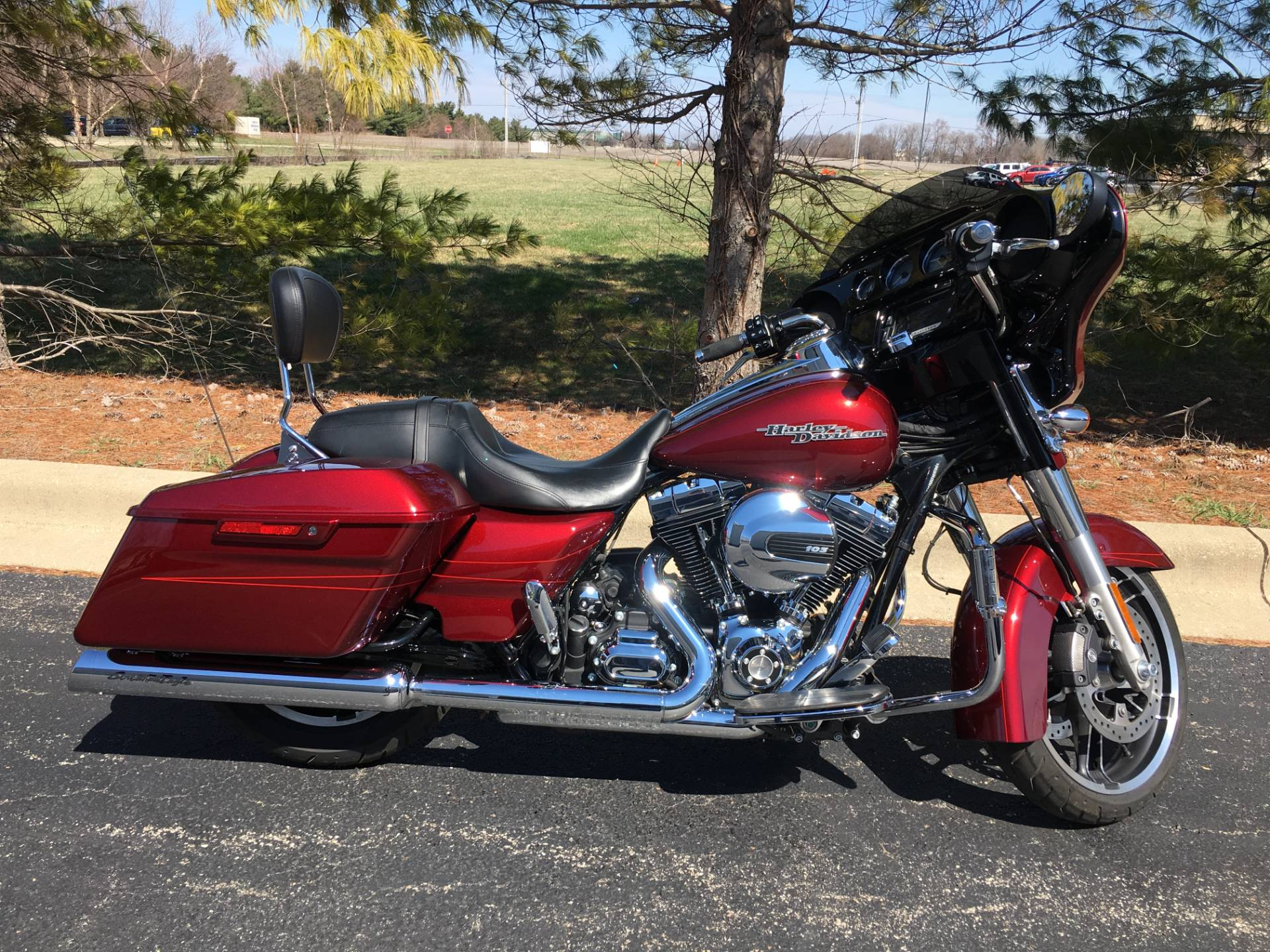 2016 Harley-Davidson Street Glide Special in Forsyth, Illinois - Photo 1