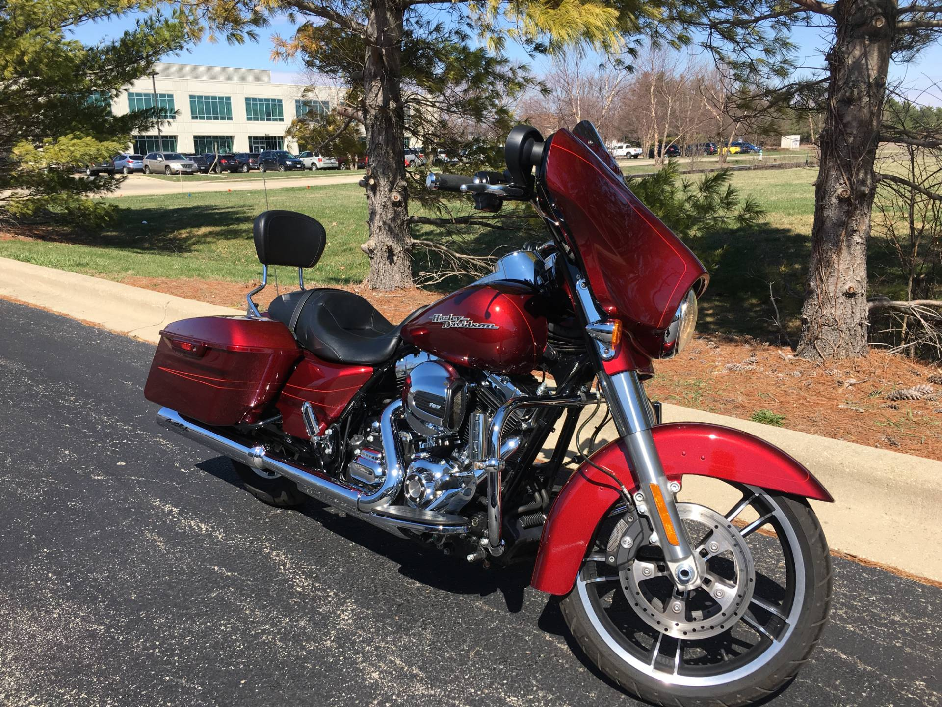 2016 Harley-Davidson Street Glide Special in Forsyth, Illinois - Photo 2