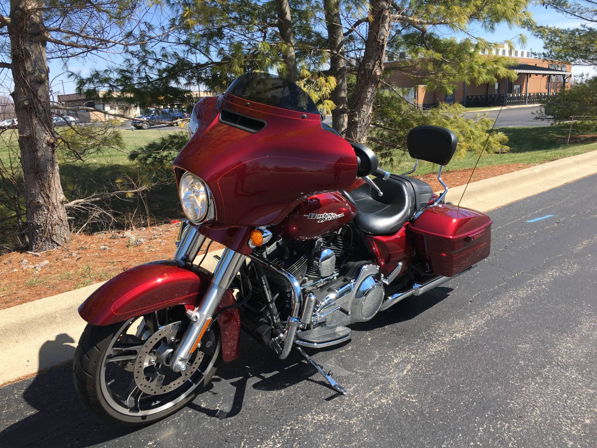 2016 Harley-Davidson Street Glide Special in Forsyth, Illinois - Photo 5