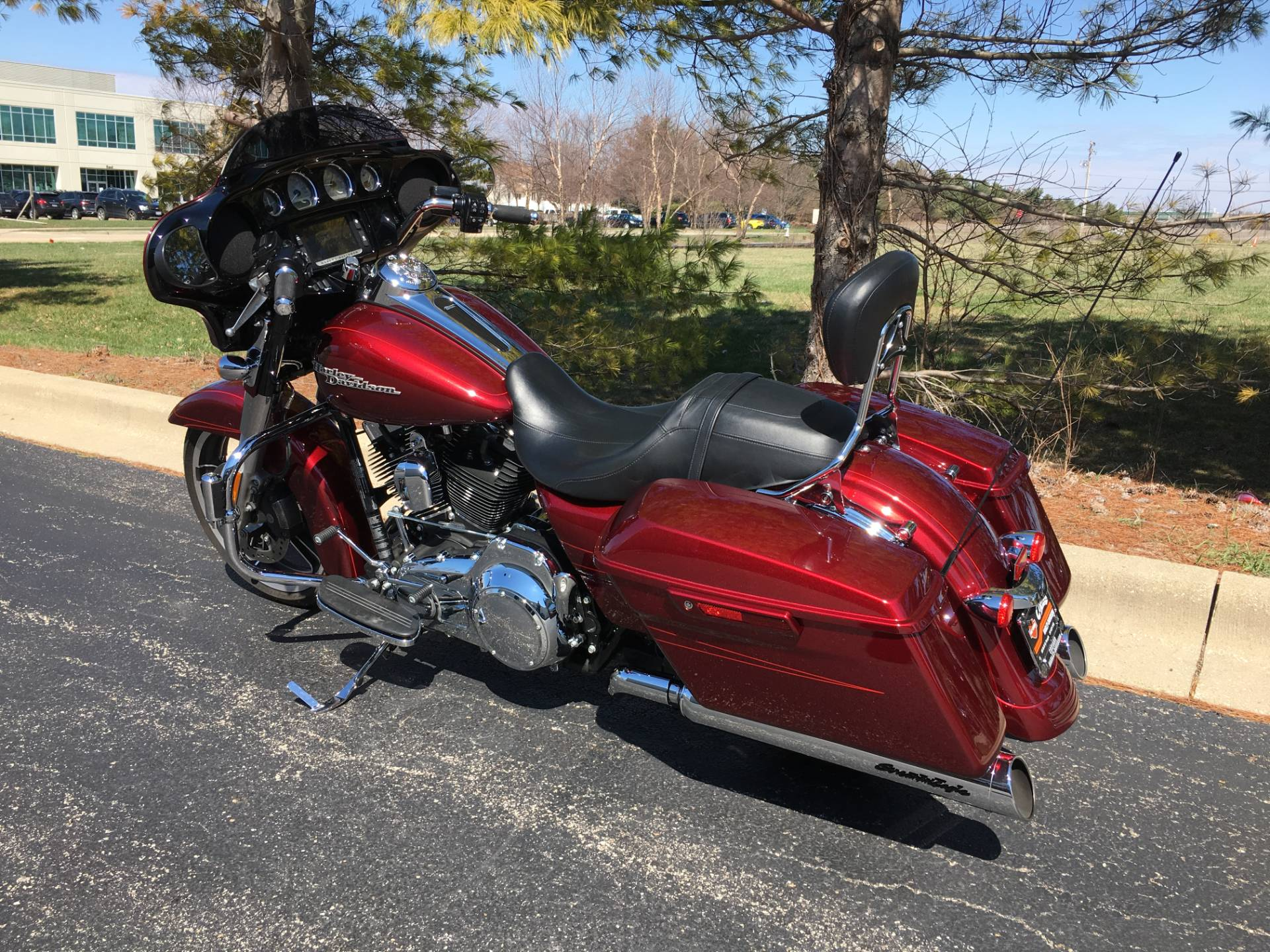 2016 Harley-Davidson Street Glide Special in Forsyth, Illinois - Photo 6