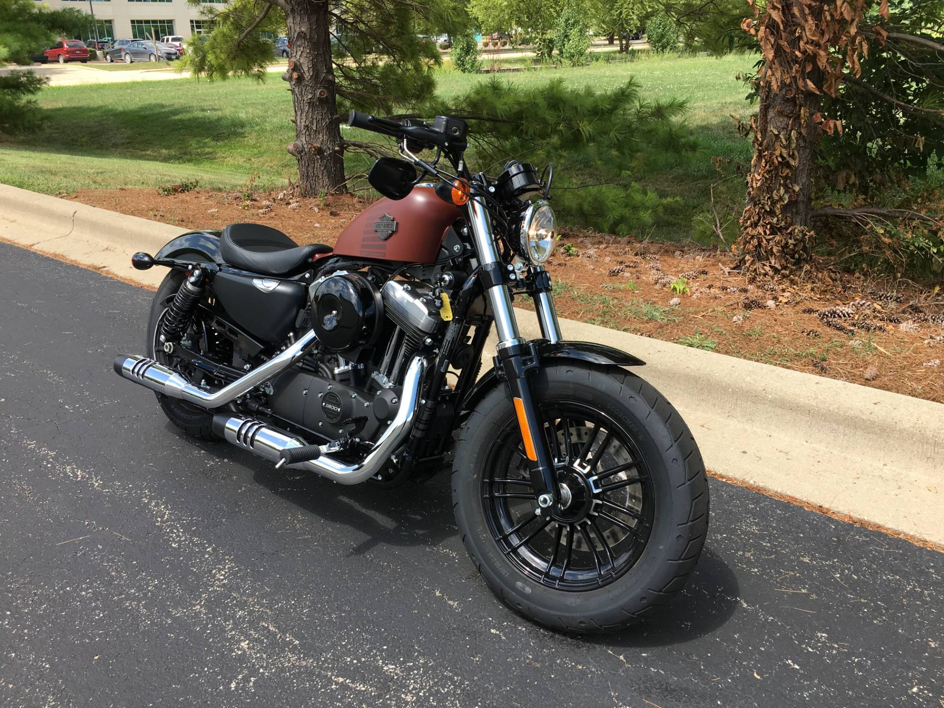 2018 Harley-Davidson Forty-Eight in Forsyth, Illinois