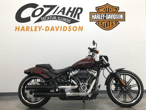 2018 Harley-Davidson Breakout in Forsyth, Illinois