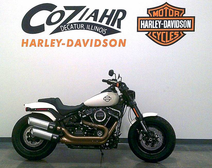 2018 Harley-Davidson Fat Bob in Forsyth, Illinois