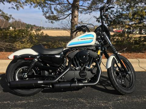 2019 Harley-Davidson Iron 1200 in Forsyth, Illinois