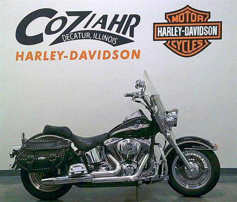 2003 Harley-Davidson Heritage Softail Classic in Forsyth, Illinois