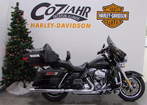 2015 Harley-Davidson Ultra Limited in Forsyth, Illinois