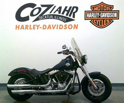 2013 Harley-Davidson Slim in Forsyth, Illinois