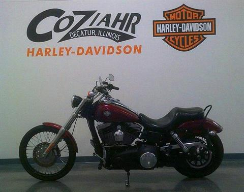 2010 Harley-Davidson Wide Glide in Forsyth, Illinois