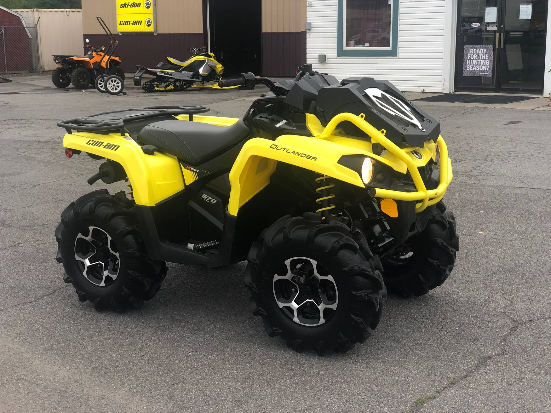 2019 Can-Am Outlander X mr 570 in Rome, New York - Photo 4