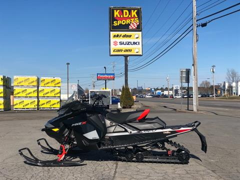 2020 Ski-Doo MXZ X 600R in Rome, New York - Photo 1