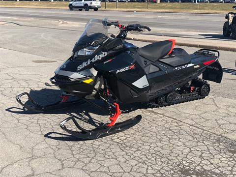 2020 Ski-Doo MXZ X 600R in Rome, New York - Photo 2