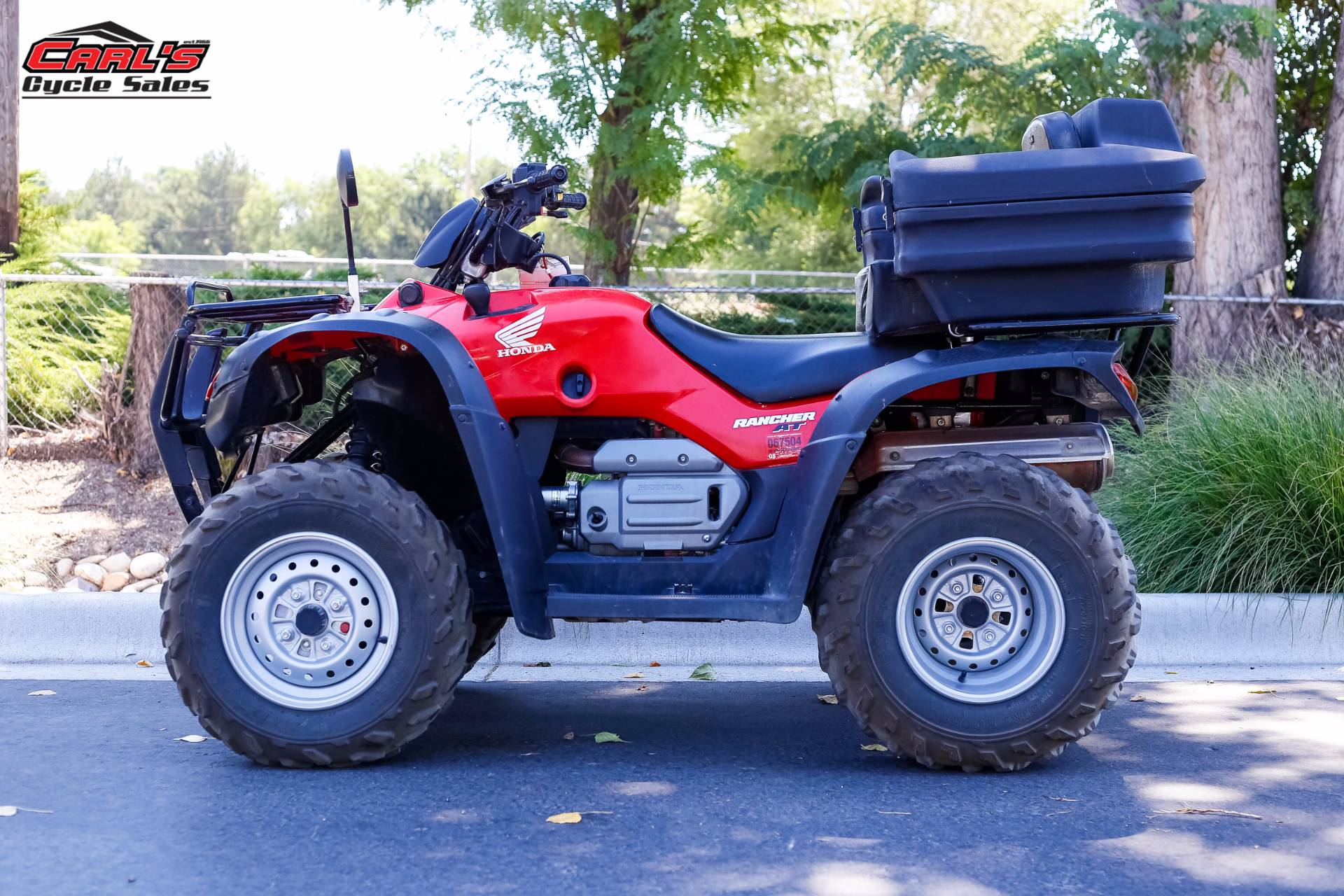 2007 FourTrax Rancher AT