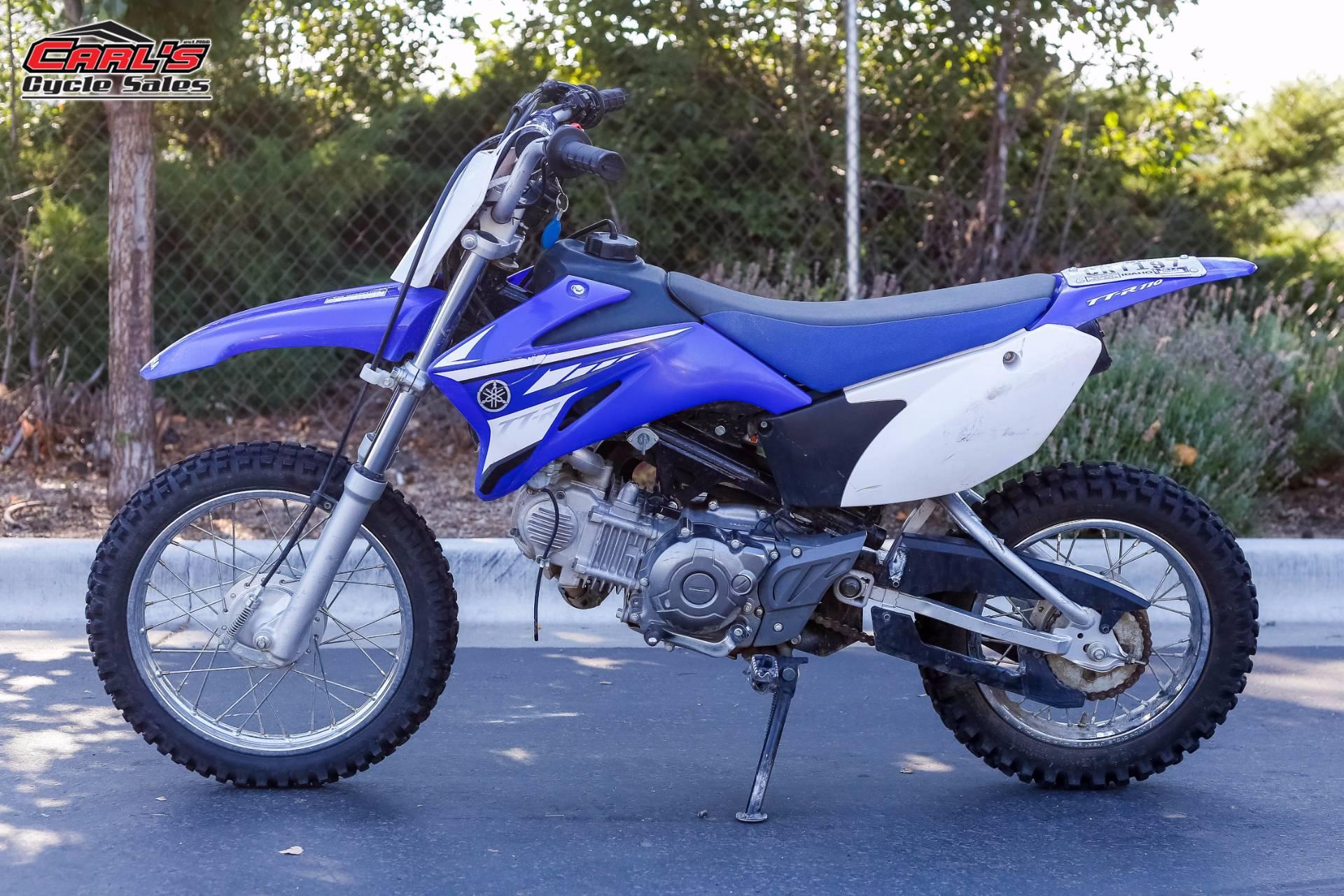 2008 TTR110E