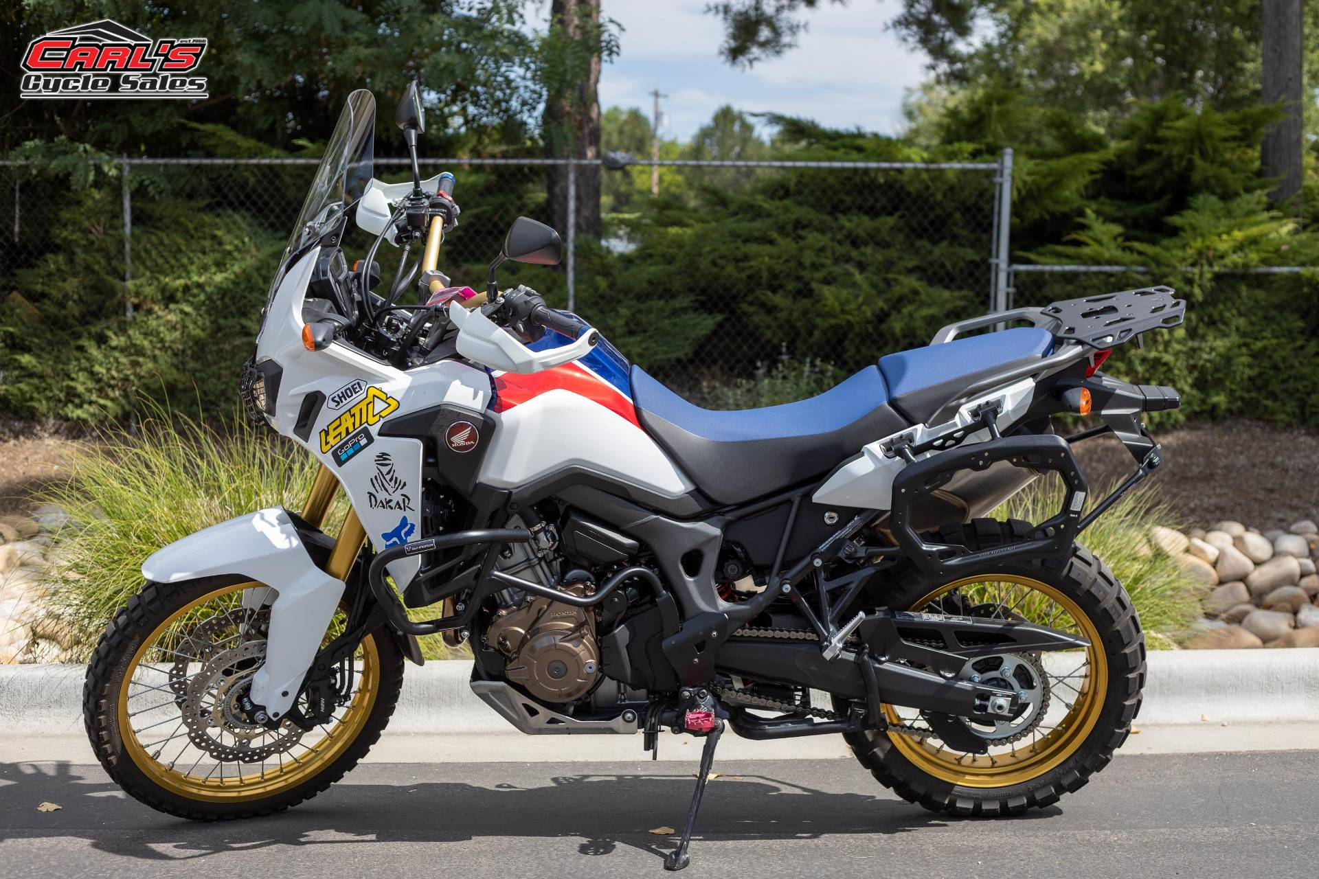 2017 Honda Africa Twin DCT for sale 157718