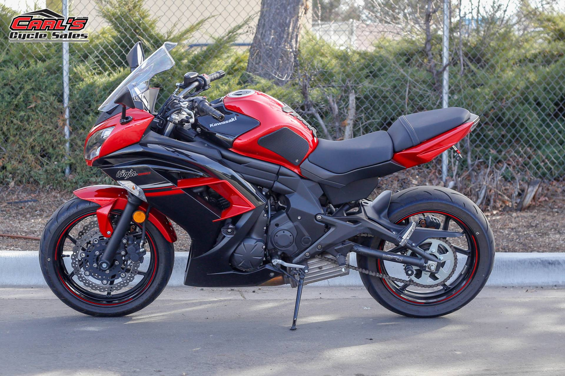 2016 Ninja 650