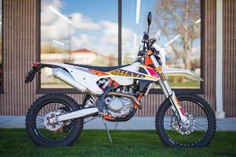 2017 KTM 450 EXC-F Six Days in Boise, Idaho