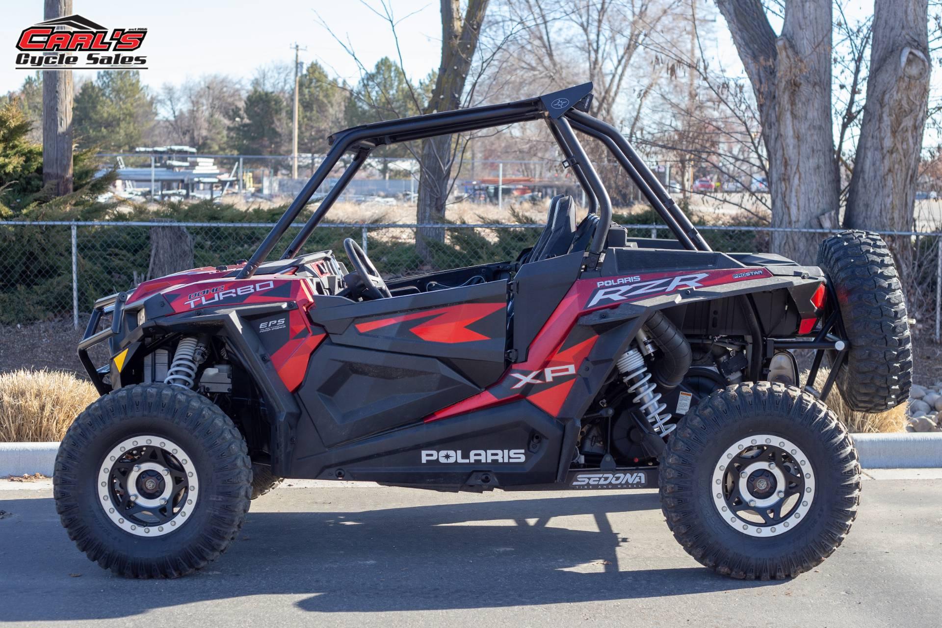 2016 Polaris Rzr Xp Turbo Eps In Boise Idaho