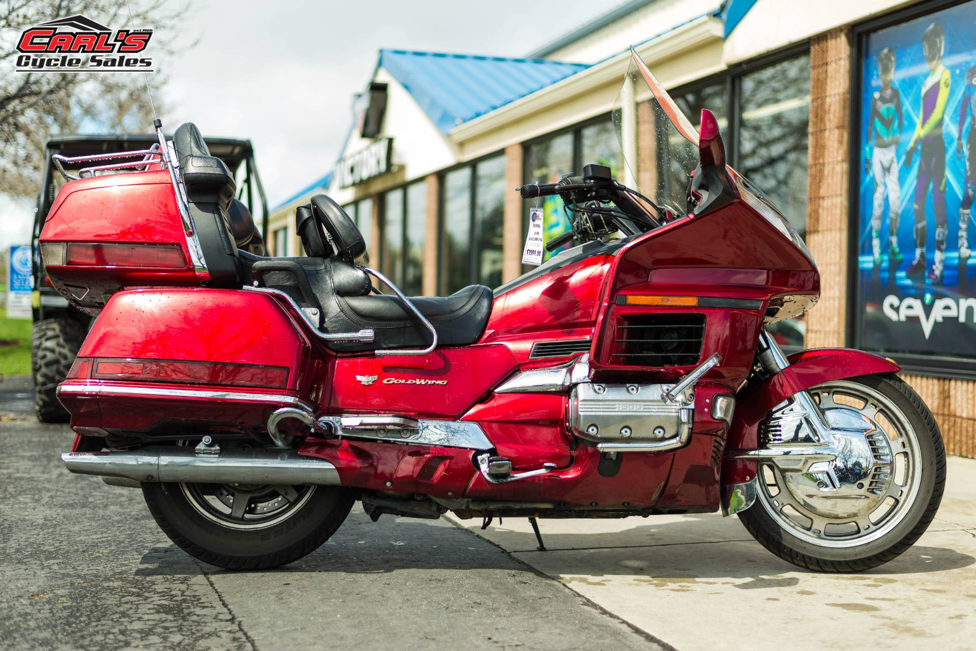 1998 Gold Wing SE