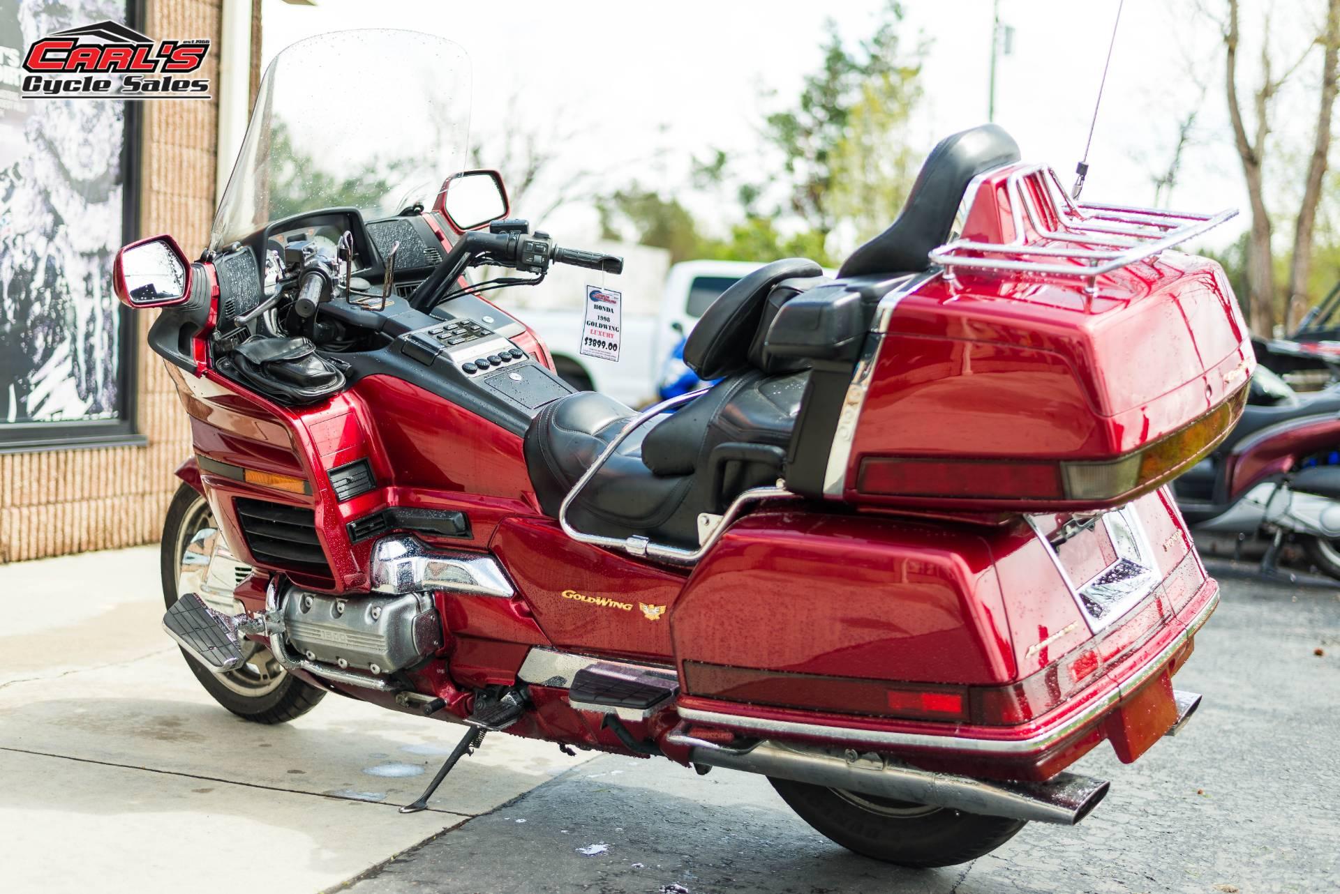 1998 Honda Gold Wing SE in Boise, Idaho