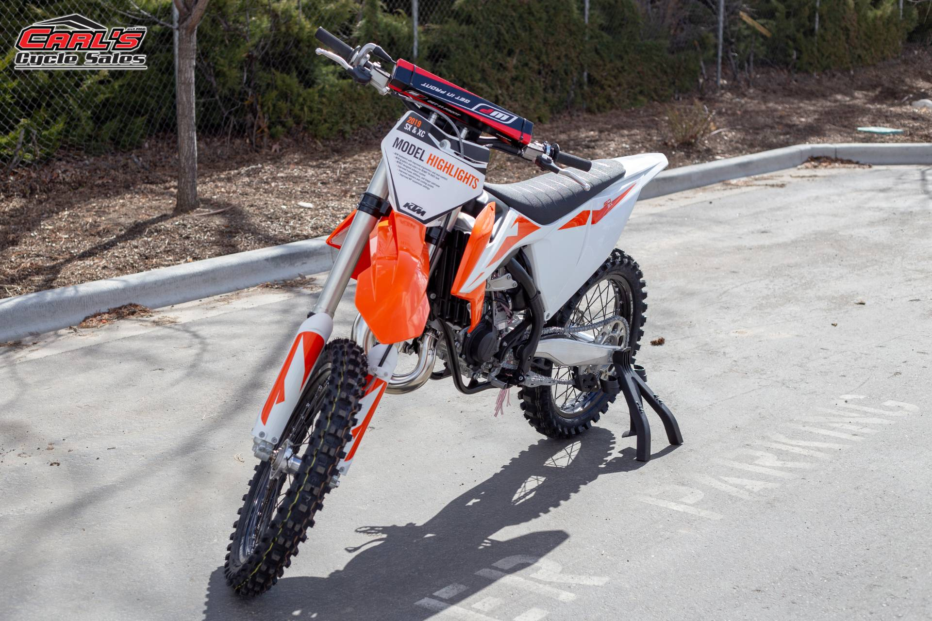 2019 KTM 150 SX in Boise, Idaho - Photo 2