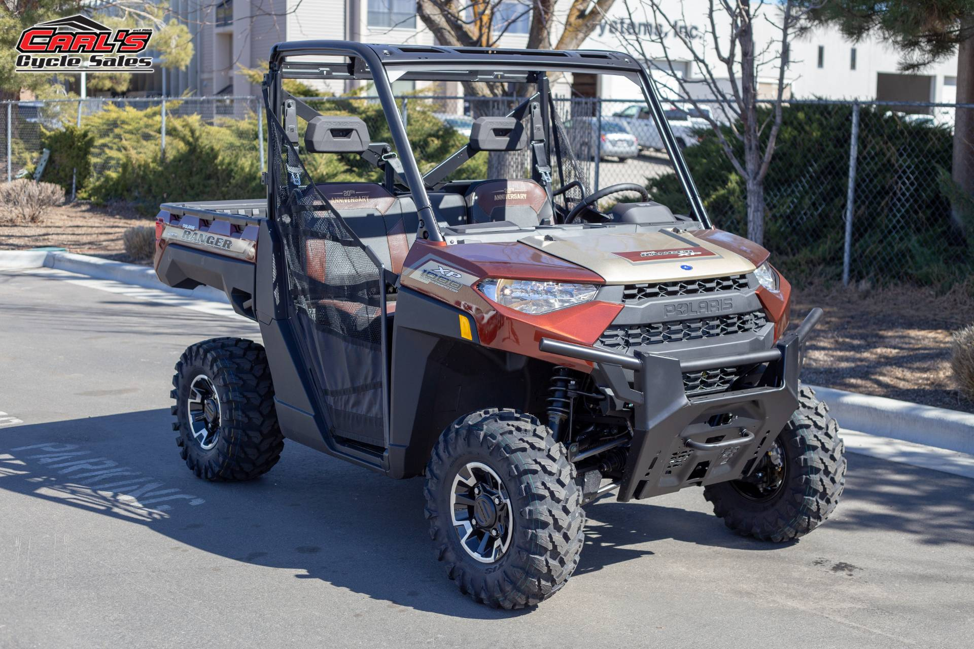2019 Polaris Ranger Crew XP 1000 EPS 20th Anniversary Limited Edition in Boise, Idaho - Photo 7