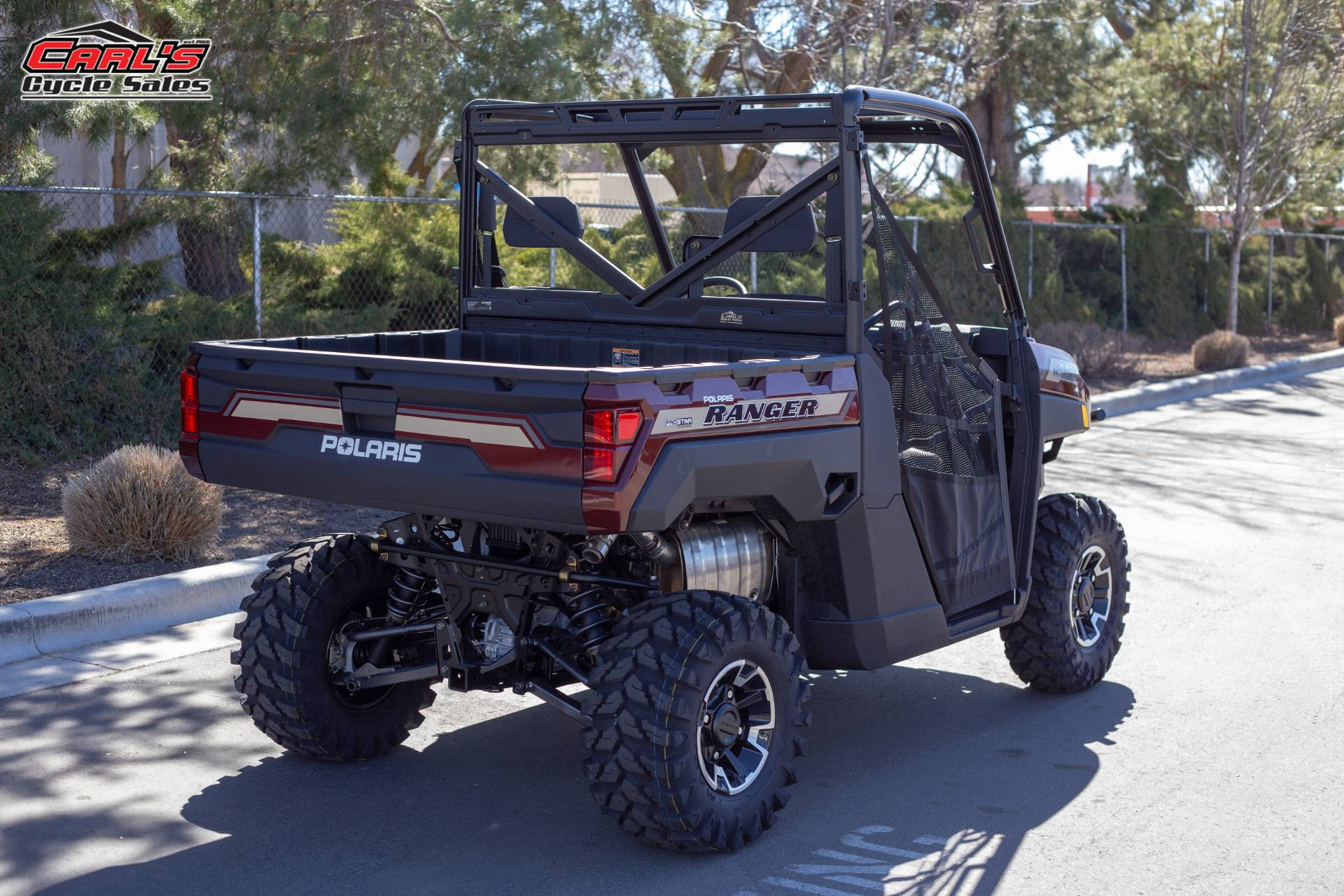 2019 Polaris Ranger Crew XP 1000 EPS 20th Anniversary Limited Edition in Boise, Idaho - Photo 8