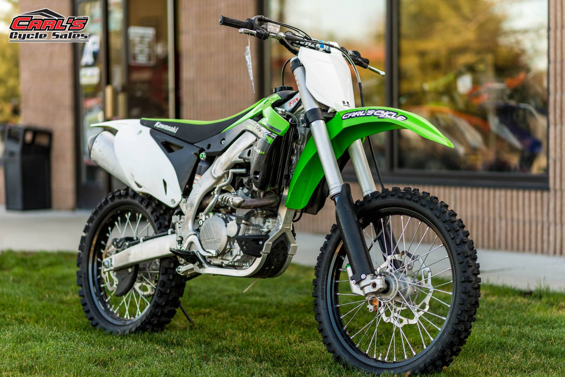 Used 2015 Kawasaki KX™450F Motorcycles in Boise, ID | Stock Number ...