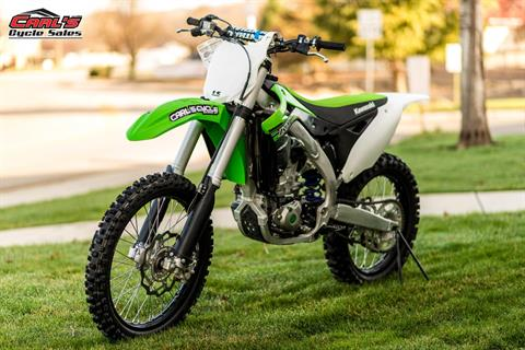2015 Kawasaki KX™450F in Boise, Idaho