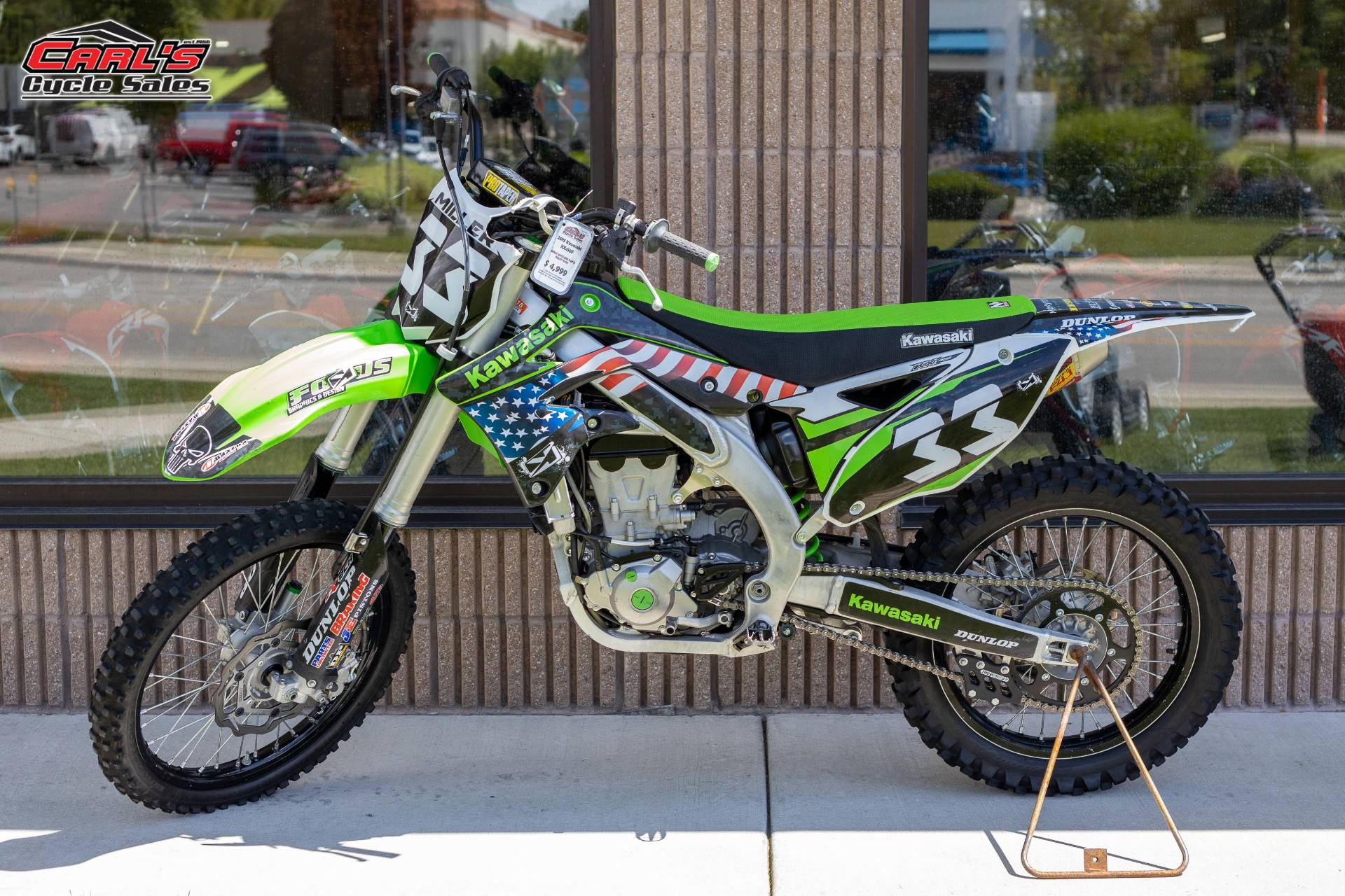 2015 Kawasaki KX™450F in Boise, Idaho - Photo 2