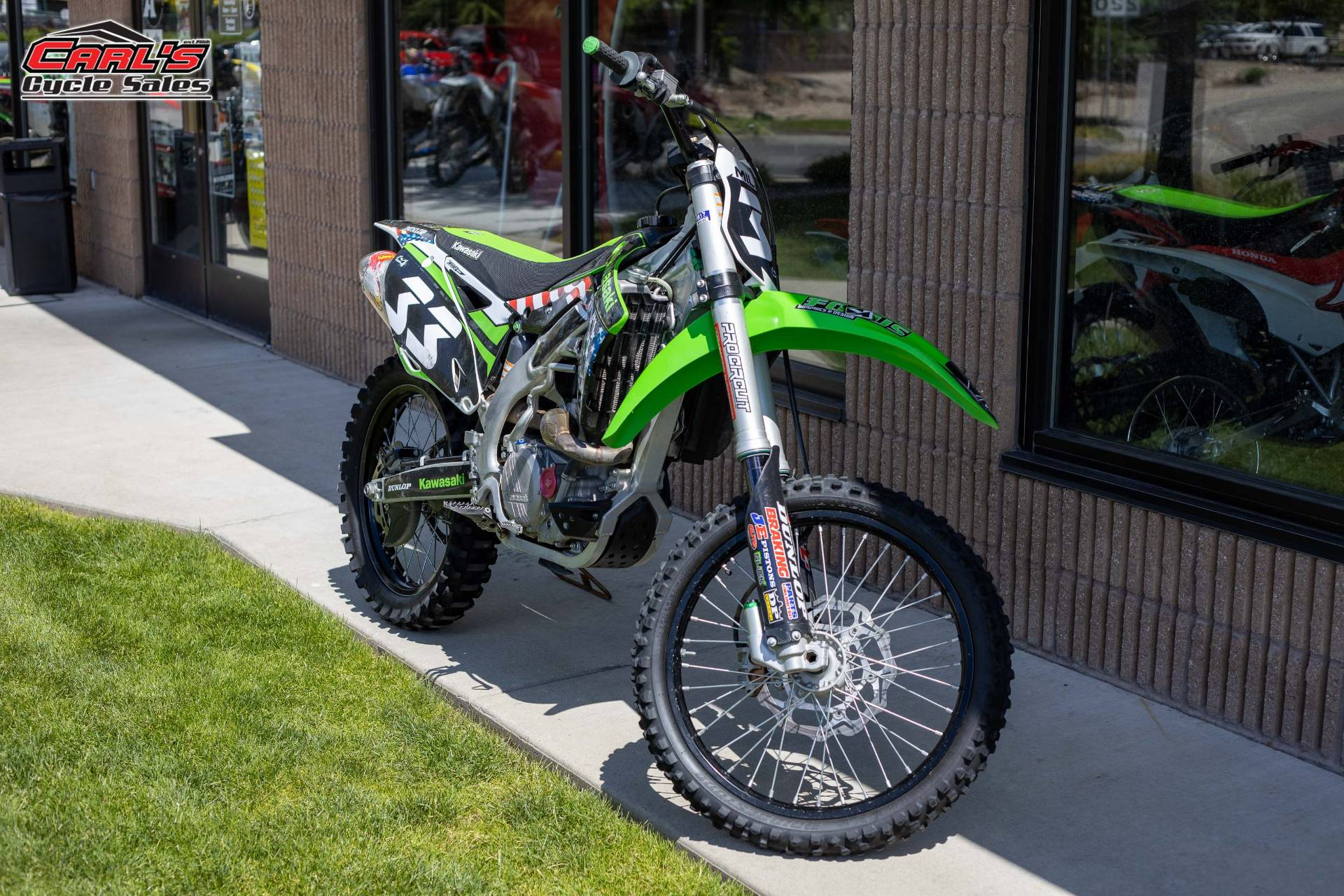 2015 Kawasaki KX™450F in Boise, Idaho - Photo 3