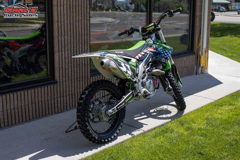 2015 Kawasaki KX™450F in Boise, Idaho - Photo 5