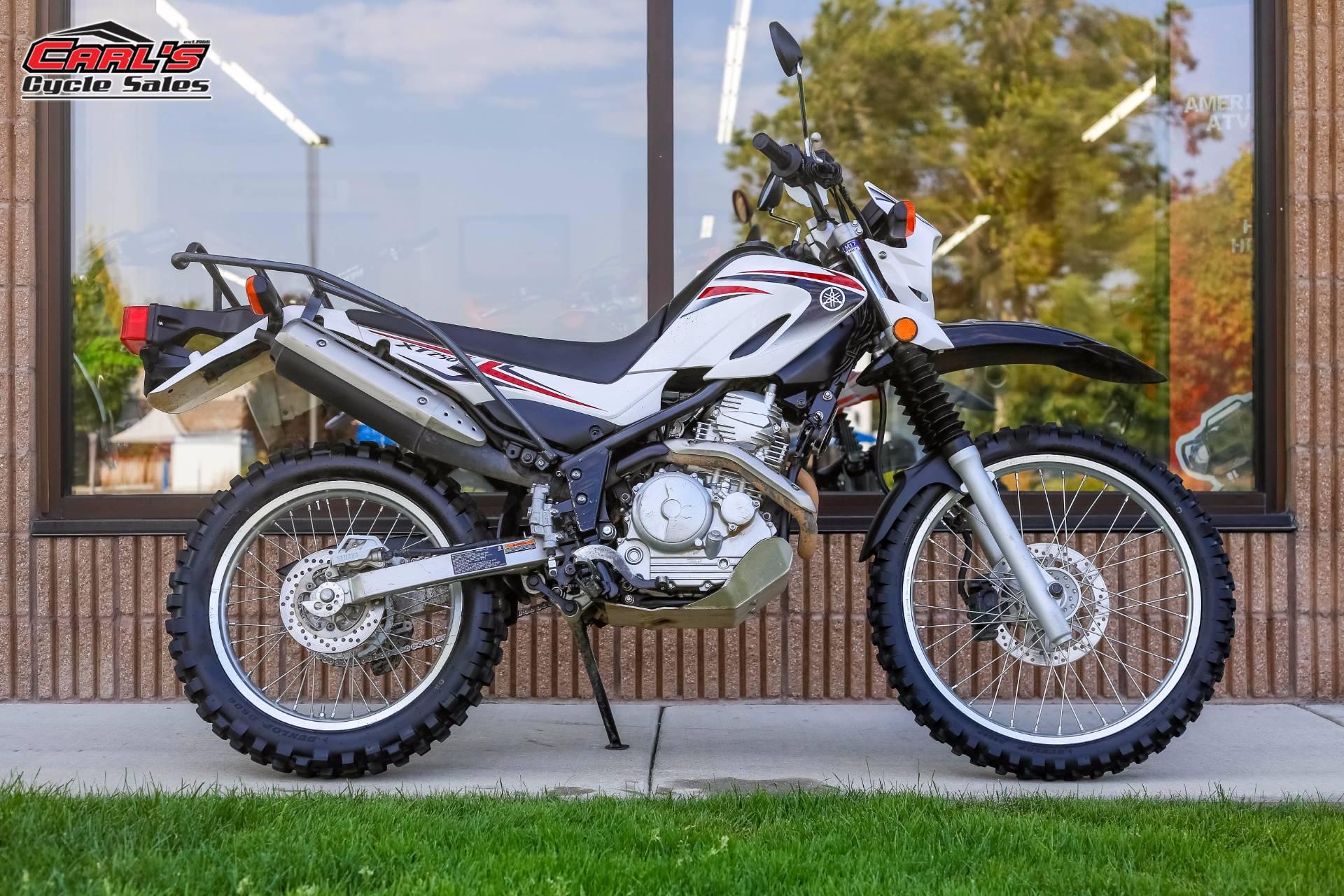 2010 Yamaha XT250 4