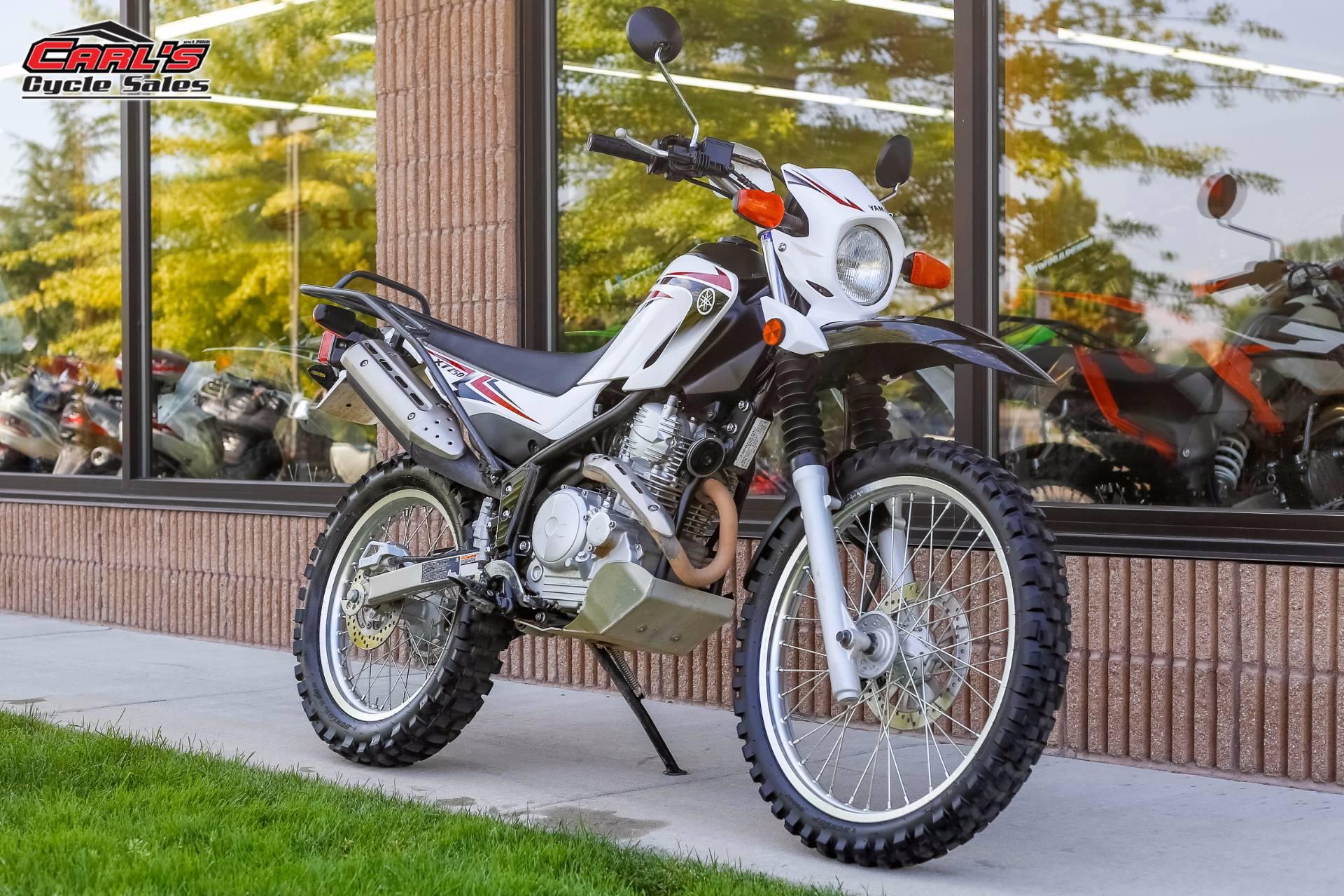 2010 Yamaha XT250 5